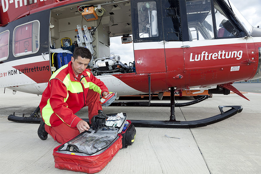 Rettungsdienst | Notfallvorsorge / Rettungsdienst | ASB KV